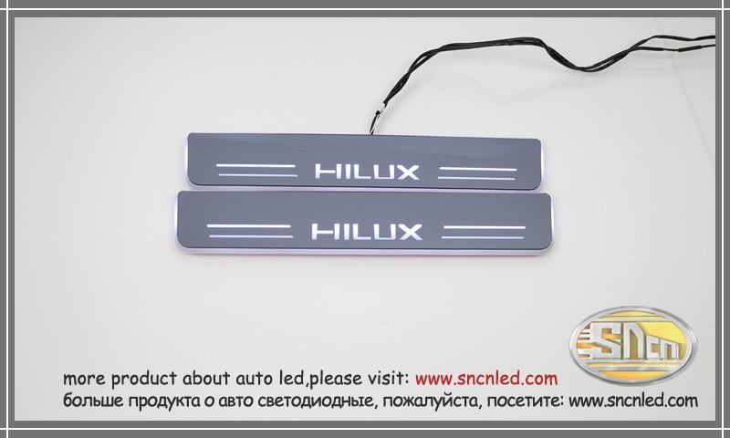 Pedal Hilux Rear -2
