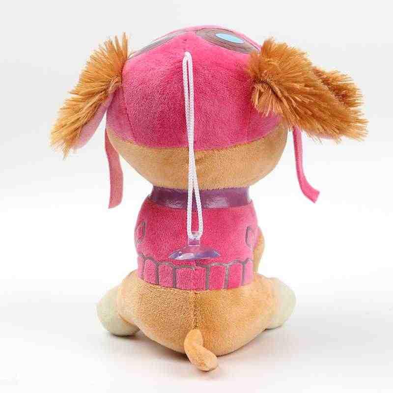 Brinquedos Cão de patrulha Patrulha pata de Pelúcia Boneca Anime Crianças Brinquedos Action Figure Modelo Boneca de Pelúcia Brinquedo de Pelúcia e Animais De Pelúcia presente