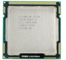 Intel core i5 650 3.20GHz 4M SLBLK SLBTJ komputera procesor cpu