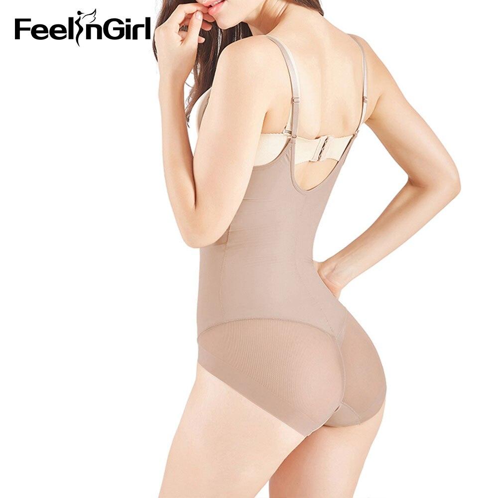 Be fearless Women High Waist Slimming Control Panties Abdomen Belly Shaper Tummy Trimmer Butt Lifter with Zipper