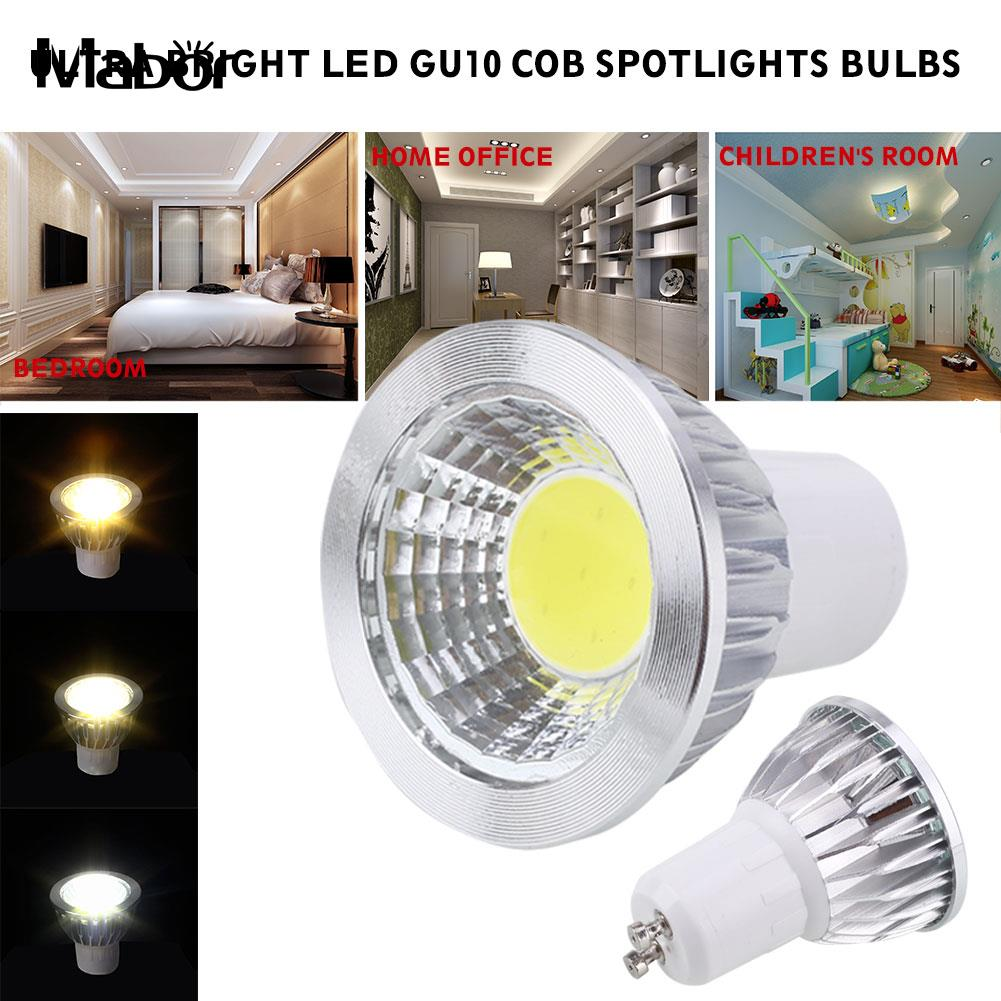Sportlight Indoor Outdoor LED Bulb Durable GU10 Energy Saving Room Lighting Household Accessory