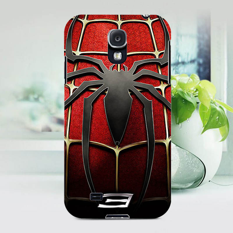 <font><b>Spider</b></font> <font><b>Man</b></font> <font><b>Symbol</b></font> Hard Black Case for <font><b>Samsung</b></font> <font><b>Galaxy</b></font> S5 S5 <font><b>Mini</b></font>