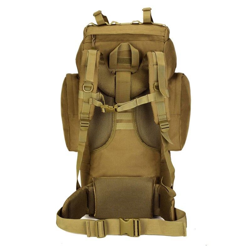 Protecteur PLUS randonnée chasse sac à dos confort tactique Style militaire sac d'école étanche haute capacité sac de voyage en plein air - 2