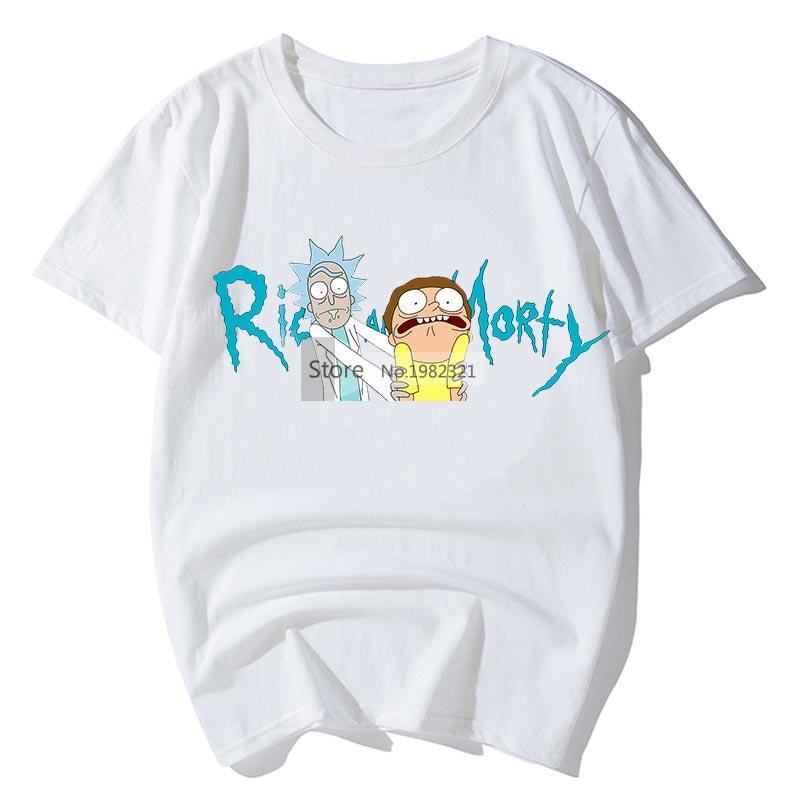 Rick Morty T Shirt Men Rick And Morthy Picke Rick Tiny Pocket Shirt Tv Funny Mens T-Shirt Streetwear Anime MenS Tshirt Z45