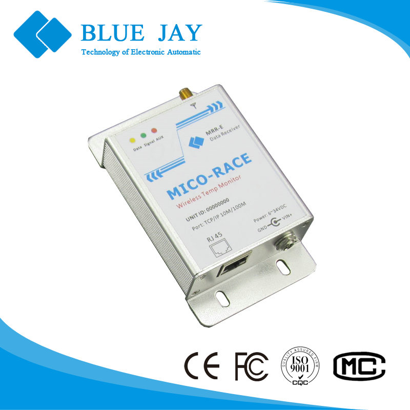 Mrr e temperature wireless monitor router tcp ip network connection work with mrs temperature - Thermometre connecte wifi ...