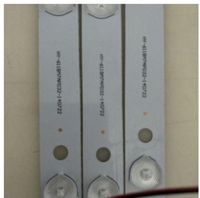 LED Backlight Lamp Strip For 32inch LY320-DH1 HY-611BM7APD32-140722 LMDS315DH 7leds 6v