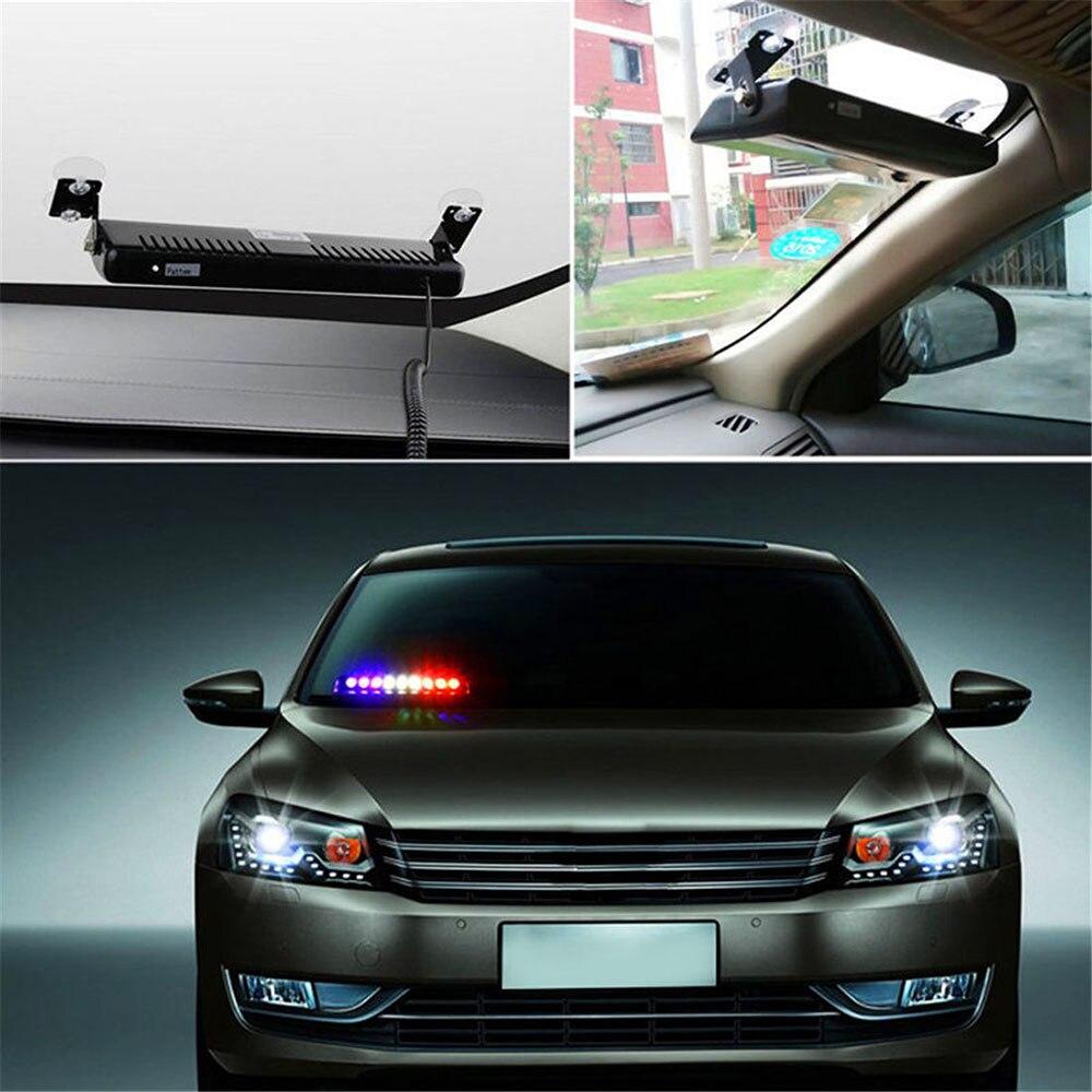 AEING 1 dəst 9 LED Avtomobil üçün Harzard DashBoard Təcili - Avtomobil işıqları - Fotoqrafiya 5
