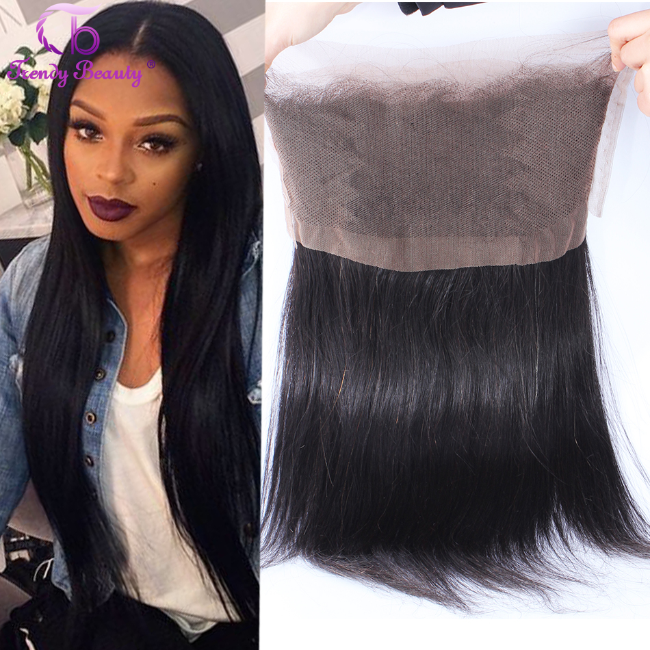 Where to buy hair closures - Order 1 Piece 360 Lace Frontal Peruvian Straight Virgin Hair Lace 360 Frontal With Baby Hair Peruvian Straight Frontal