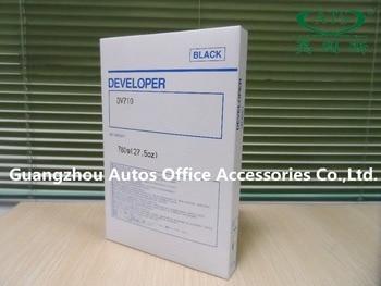 Color copier DV710 developer compatible for BHC600/ 750  for Minolta photocopier powder