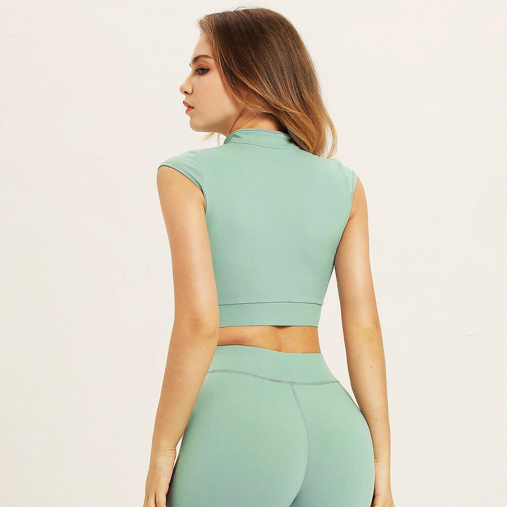 Йога 2 шт костюм для фитнеса Высокая талия быстро высыхает, дышащая ткань Йога женские брюки для фитнеса влагопоглощающий потоот