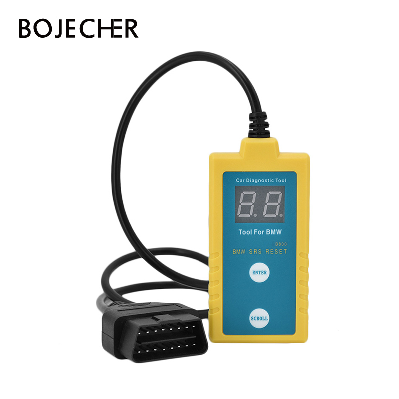 Back To Search Resultsautomobiles & Motorcycles Nice 10pcs/lot Via Dhl Free B800 Srs Airbag Resetter Obd Diagnostic Tool For Bmw Car Vehicle Airbag B800 Airbag Scan