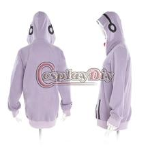 Cosplaydiy Free shipping Custom made Anime Kagerou Project Mekaku City Actors KIDO costumes SWEATER cosplay costume