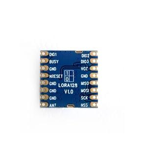 Image 3 - 2pcs/lot LoRa1280 Long range LoRa 2.4G module SX1280 chip 2.4GHz RF wireless transceiver