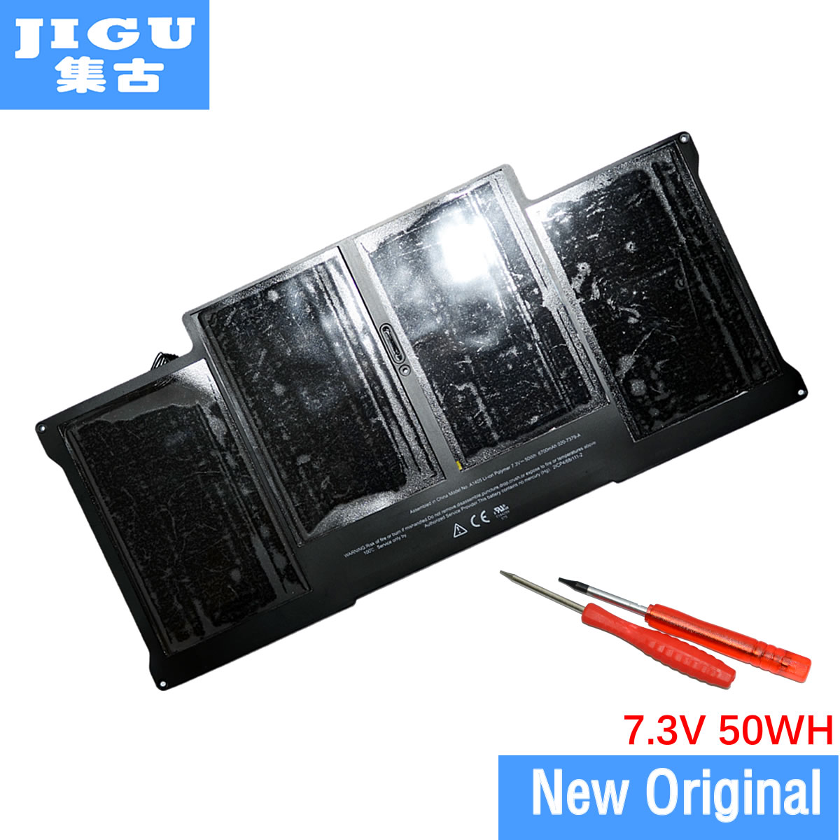 JIGU Original Genuine Battery A1405 for apple For MacBook Air 13 A1369 Mid 2011 A1466 Mid 2012 стоимость
