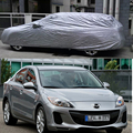 1Pcs Car Cover Outdoor Dust Proof Sunshade Anti UV for Mazda 3 Sedan
