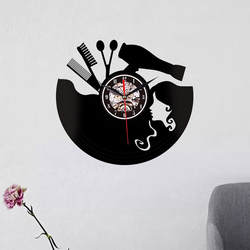 Лидер продаж низкая цена креативный стиль не тикают бесшумные античные резиновые настенные часы для дома Декор для кухни
