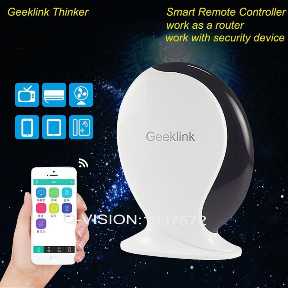 Geeklink Two-Way Feedback Door Sensor Contact Wireless Door Window Magnet Entry Detector Sensor For Smart Home Alarm Security-1
