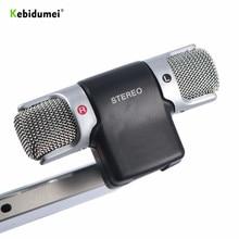 Neue Universal Mini Mikrofon Digitale 3,5mm Jack Stereo Mikrofon Mic für Recorder PC Laptop