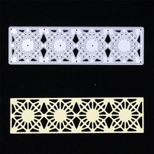 KSCRAFT Frame Metal Cutting Dies Stencils for DIY Scrapbooking/photo album Decorative Embossing DIY Paper Cards(China)