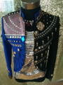 High quality Male Ssinger Rhinestone Crystal Performance Slim Jacket Nightclub singer Stage Wear  Party show ds stage costumes