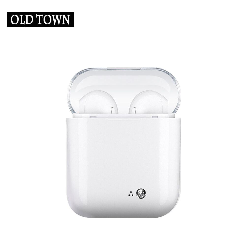 For Apple Bluetooth Sport Earphone Stereo Earpods In Ear Buds Wireless Earbuds Handsfree Headset for IPhone Samsung Xiaomi