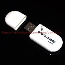 VK 172 VK172 GMOUSE USB odbiornik gps GLONASS zewnętrzny moduł gps interfejs USB obsługa Windows win w Czujnik ABS od Samochody i motocykle na