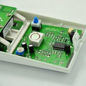 Image 5 - (1 шт.) внутренний Проводной инфракрасный и микроволновый детектор, цифровой Интеллектуальный датчик движения, высококачественный парадокс, Пассивный ПИР сигнал с пассивным датчиком движения и пассивным датчиком движения, с пассивным датчиком движения, для использования в помещении, с датчиком движения