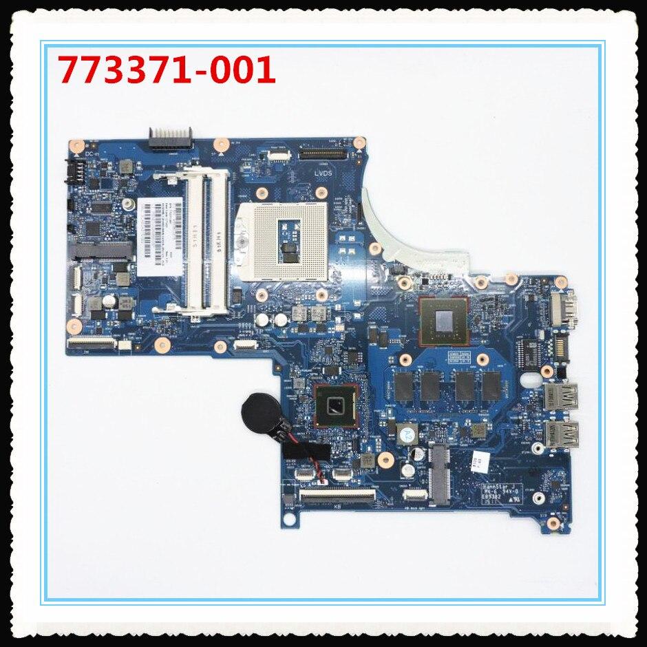 773371-501 773371-001 For 17-J 17T-J Laptop motherboard 6050A2549801-MB-A02 HM87 840M 2G graphics 736481 501 736481 001 motherboard fit for hp 17 17t 17 j 17t j100 motherboard sps mb dsc hm87 750m 4g 100