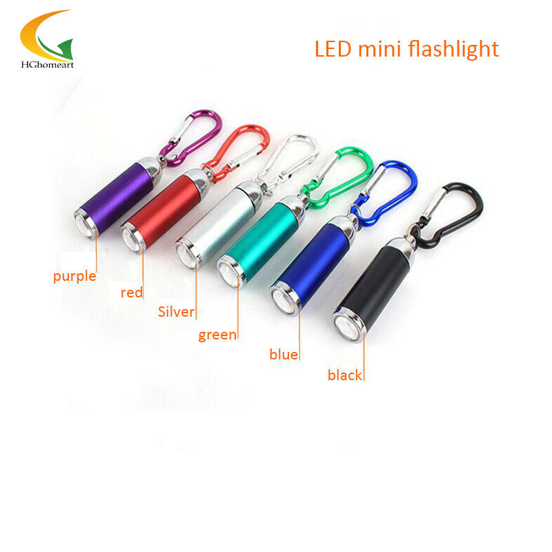mini aluminum led waterproof flashlight 1W micro led flashlights china Torch flashlight keychain led flashlight small