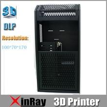 New DLP 3D Printer Free Shipping Light Curing Printer 3D DLP3 High Accuracy Industrial Business Class 3 D Printer