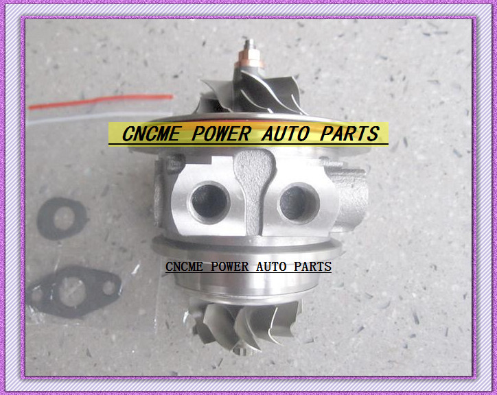 Turbo Cartridge CHRA TD04 4917702502 4917702512 49177-02513 49177-07612 28200-42540 MR355225 Turbocharger Core Pajero 4D56 2.5L water cool turbo cartridge core chra td04 49177 01515 49177 01513 mr355220 for mitsubishi delicia pajero shogun l300 4d56 2 5l d