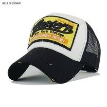 Mujer caliente creativo parche oeste sombrero de béisbol de moda Casual al  aire libre Fitness nuevos hombres mejor ocasional de . d310d02dd61