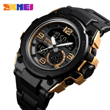 SKMEI Men Smart Watch Digital Watch Sport Wristwatches 5Bar Waterproof Dual Display Watches Relogio Masculino 1517 цена