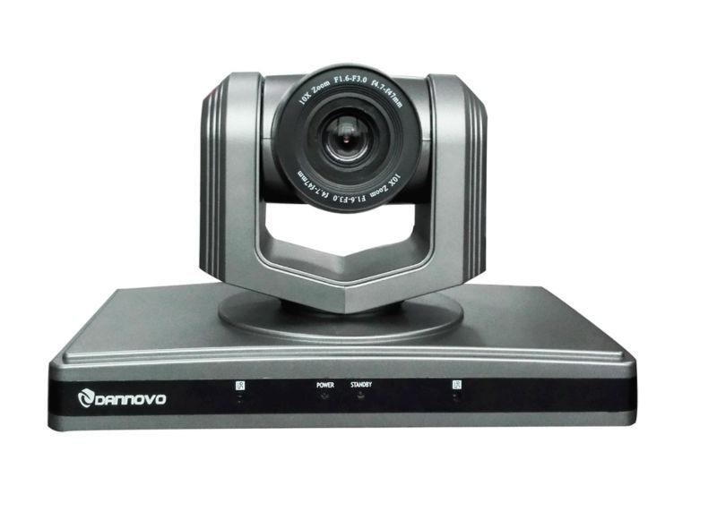 Gratis forsendelse DANNOVO HD USB 3.0 videokonference kamera, PTZ 10x - Kontorelektronik - Foto 3
