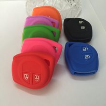 Key Cover For Suzuki For Amagatarai For Shangyue Wallets silicone sets of car key cases 2 buttons silicone car key case