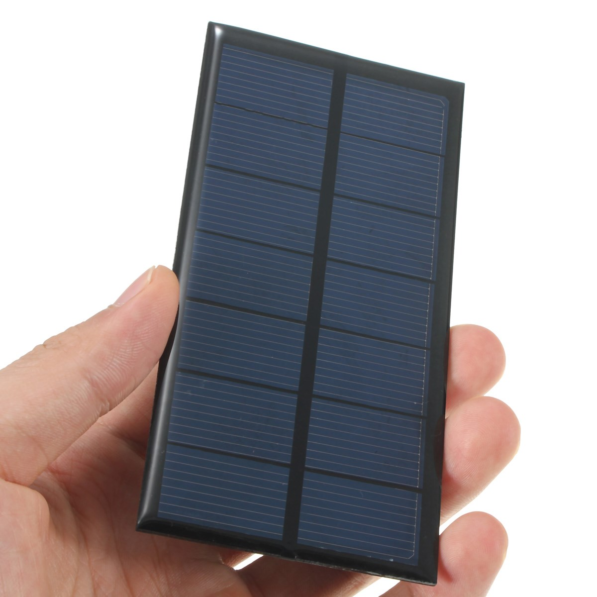 Leory Hot Sale 3.5V 250mAh 0.8W Polycrystalline silicon Mini Solar Panel module Cell For Charger DC Battery DIY Kit 120x60mm