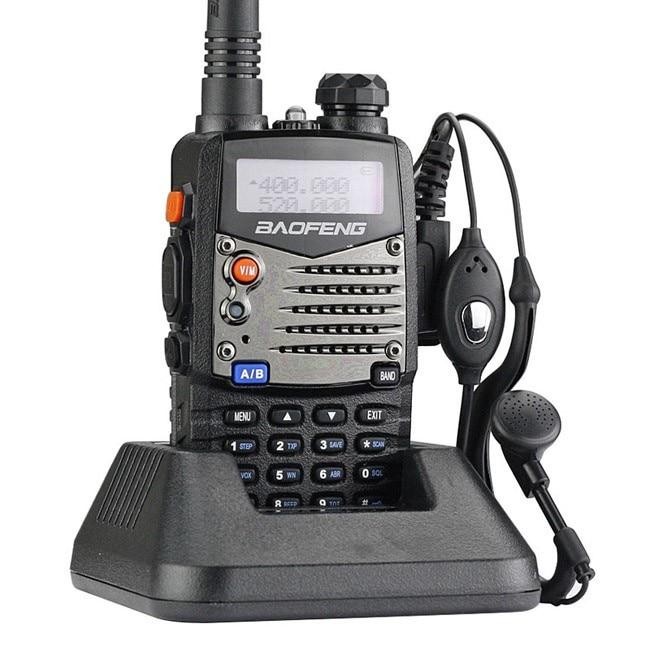 Pofung / BaoFeng UV-5RA toveis radio, dual-band UHF / VHF-skinne 136-174 / 400-520MHz transceiver