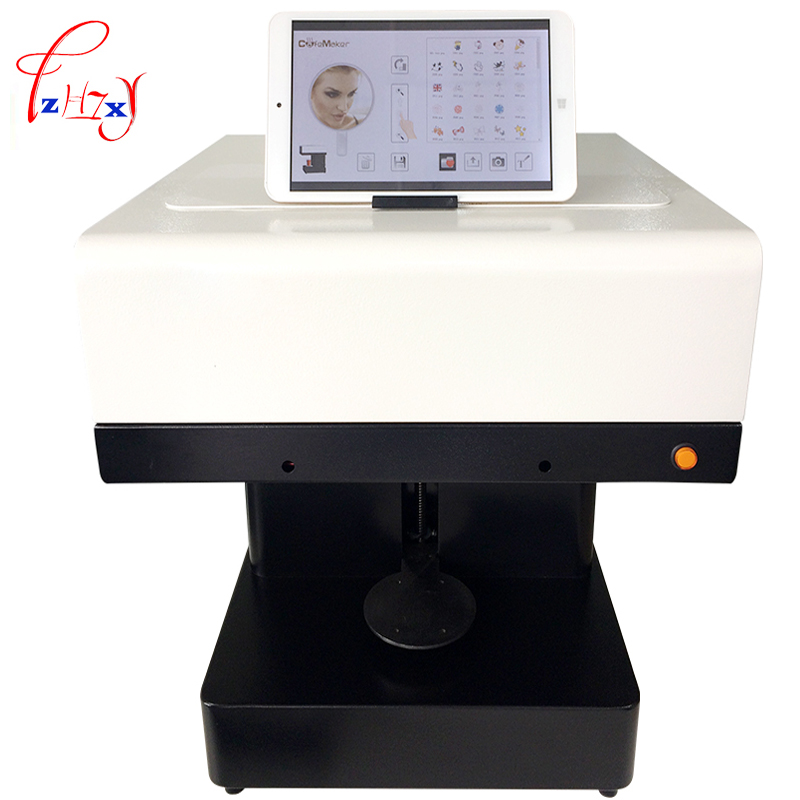 Commercial Coffee pull flower machine Caffee Maker  milk tea cake pastry automatic pull flower machine 1pc edtid new high quality small commercial ice machine household ice machine tea milk shop