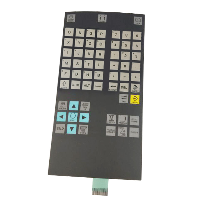 SEEBZ Vertical version/ Horizontal version keypad for siemens 802D Operating Panel leblanc maurice the confessions of arsène lupin