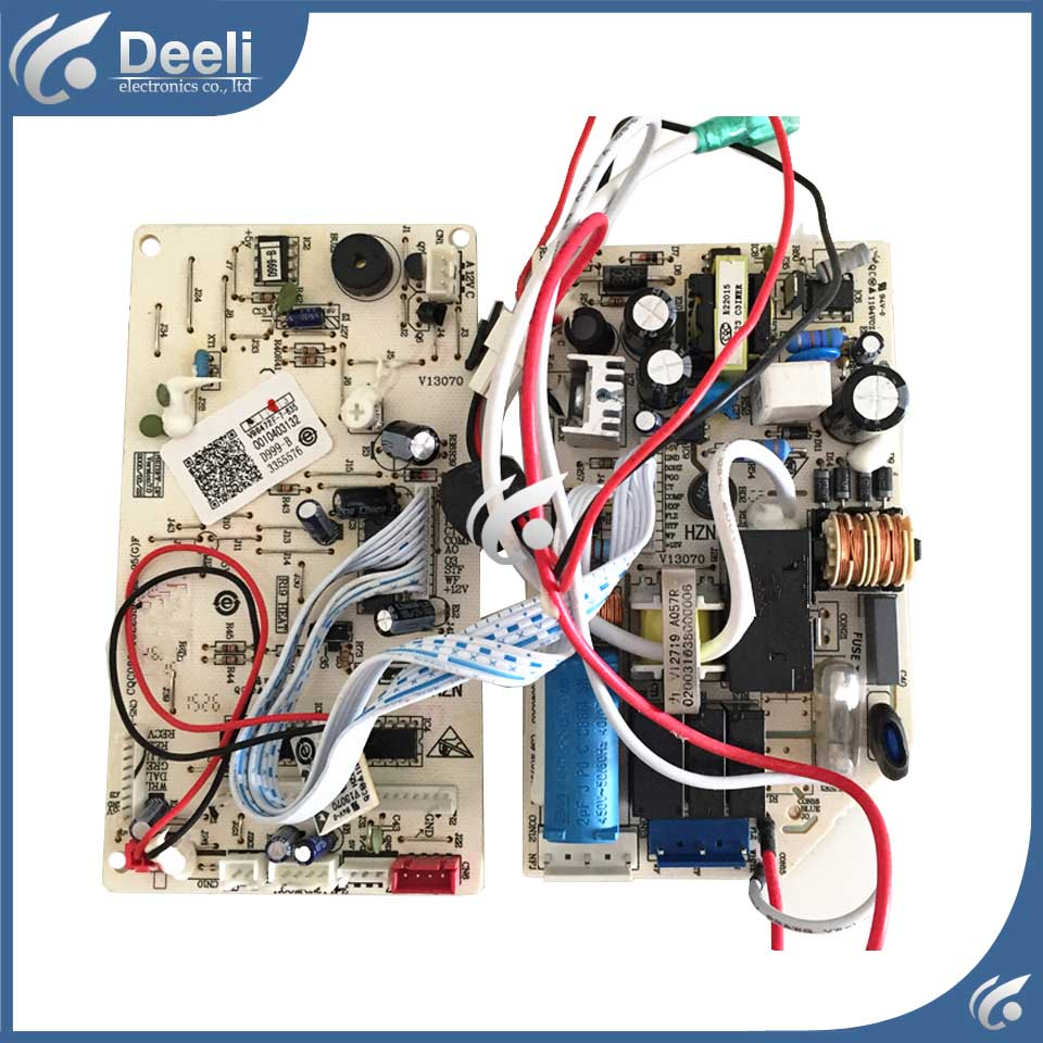 цена на 95% new good working for air conditioning computer board circuit board motherboard 0010403128 0010403132 KFR-25GW/GAZF