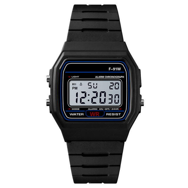 2018 New Luxury Men Analog Digital Military Army Sport LED Waterproof Wrist Watc