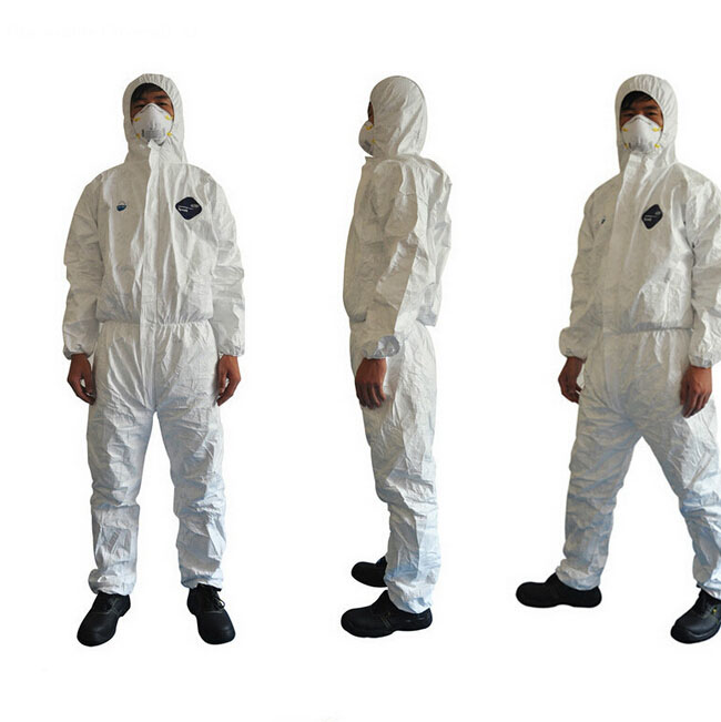 Protective Clothing Coverall 1422A Disposable Antistatic work clothes against dust/splash H020113 hyundai a 1422