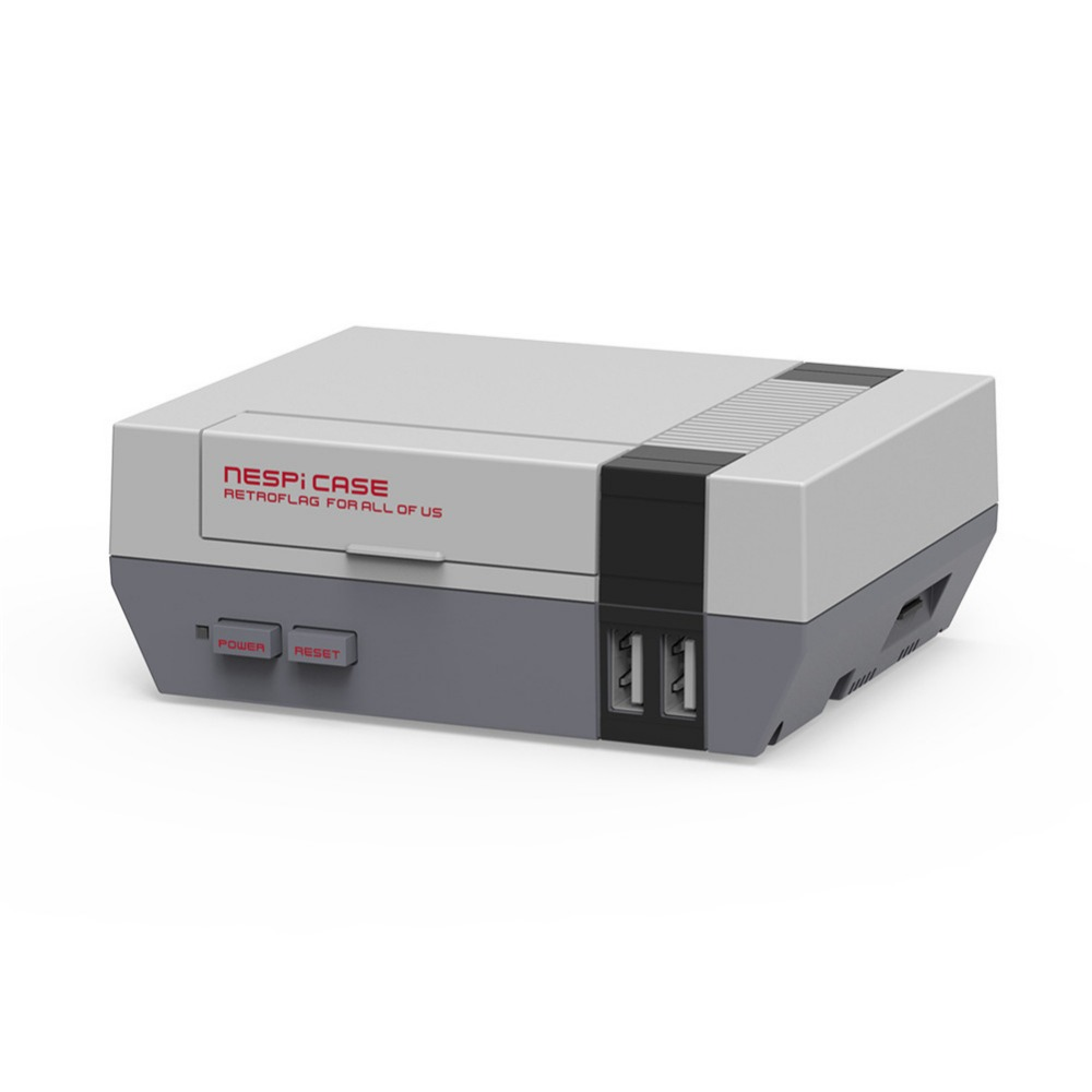 NEW Elaborate Console Case Mini CASE Demo Board Accessories for NES NESPI Retroflag NESP ...