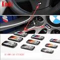 1 unids Car-styling Coche Pegatinas Para BMW E36 E39 E46 E90 E60 F30 F10 E30 E34 E53 X5 F20 E87 E92 M3 M4 M5 X5 X6 Del Coche accesorios