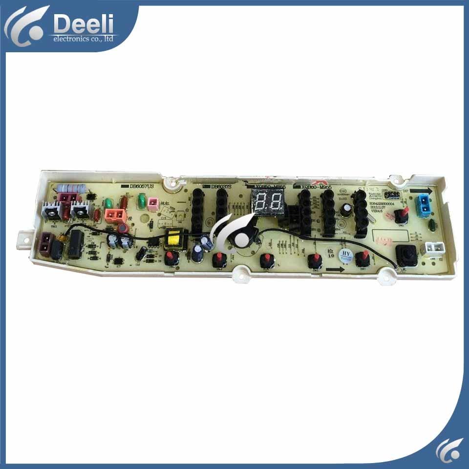 цены 100% new washing machine control board for XQB50-M855N XQB75-M1155 XQB50-M955 M9995 Computer board