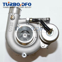 Balanced CT26 turbo charger 17201-17010 turbine full for Toyota Landcruiser 4.2 TD 1HD-T 118 and 123 Kw 1990-1997