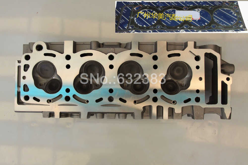 Complete Loaded Cylinder Head With Gasket For Toyota