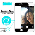 """On sale 3D Curved Edge toughened screen protective film For iPhone 6 plus 6s Plus 5.5"""" Tempered Glass film full cover glass film"""
