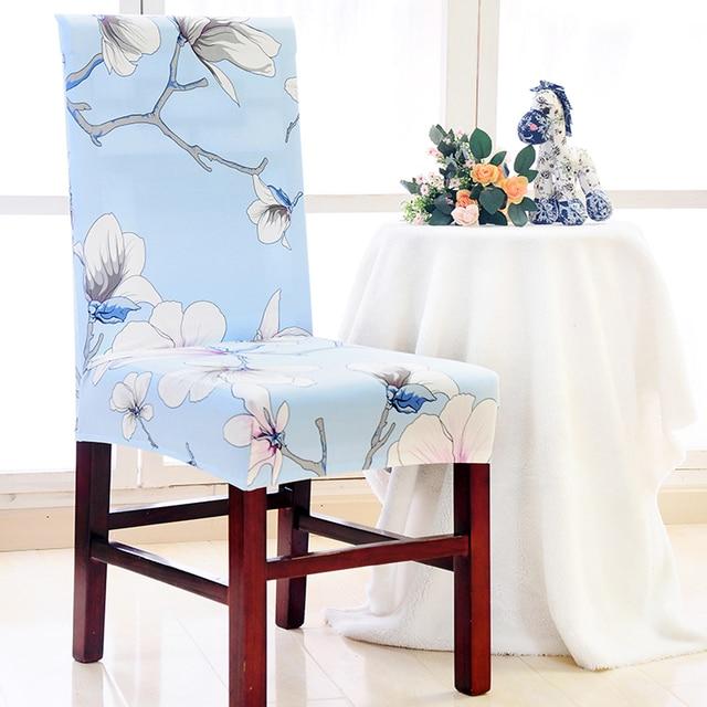 1 pz Plaid Modello di Fiore Strech Decorazioni Per La Casa Da Pranzo ...