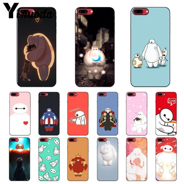 baymax phone case iphone 7